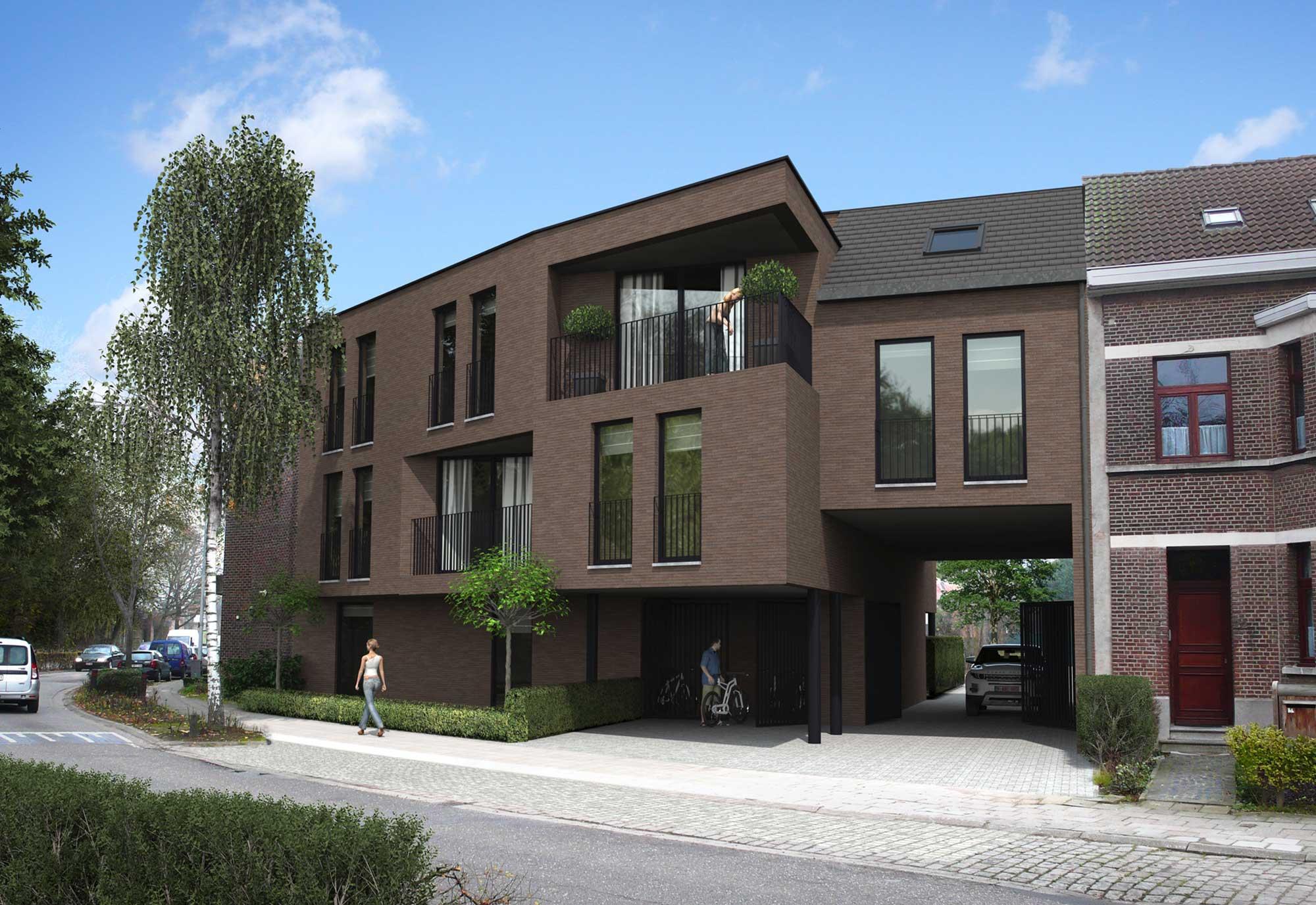 City-Life Appartement te koop Louise Mortsel